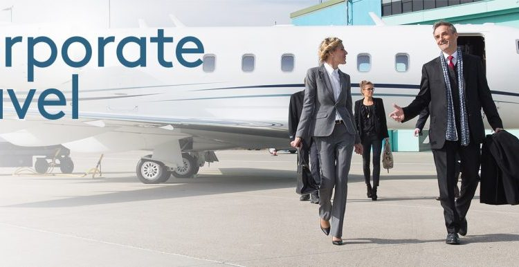 Corporate Flight booking